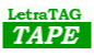 LetraTAG label tapes