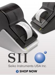 Seiko labels and printers